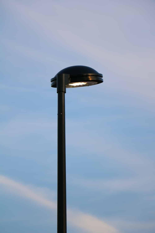 Réduction de l'éclairage public