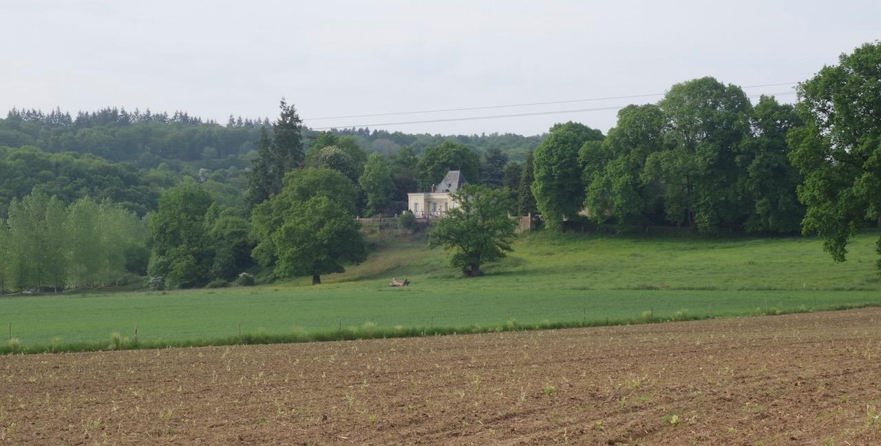 Conférence «Les paysages de Condé-sur-Sarthe»