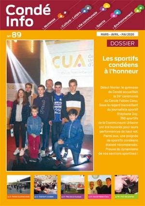 Condé info n°89
